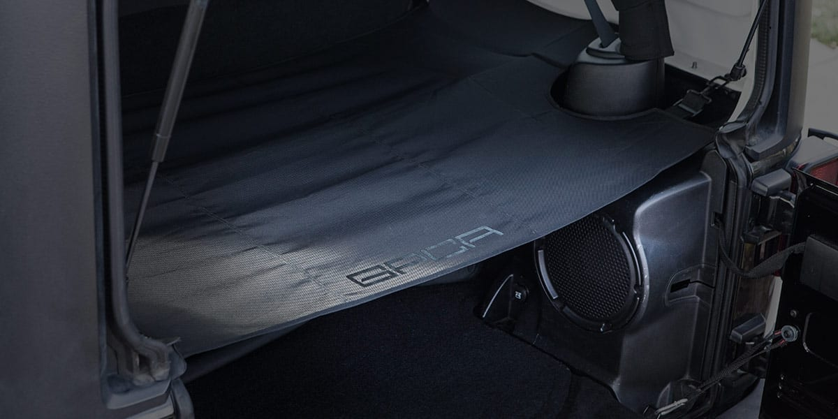 jeep wrangler unlimited JKU cargo cover