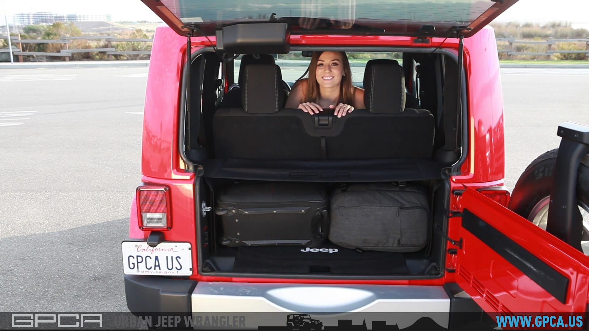 Gpca Jeep Wrangler Jk 2 Door Trunk Cargo Cover 3 Awesome