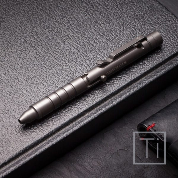 GP 1945 Titanium Bolt Action Pen