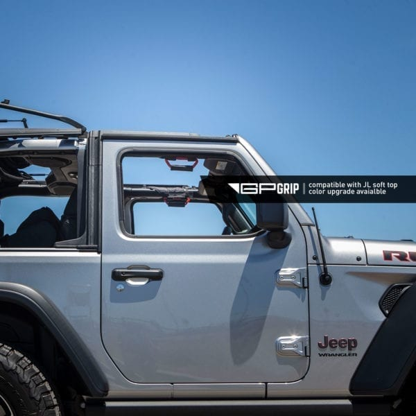 gp-grip Jeep grab handle JL soft top