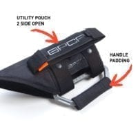 GPCA utility pouch for GP-Grip PRO LITE handle